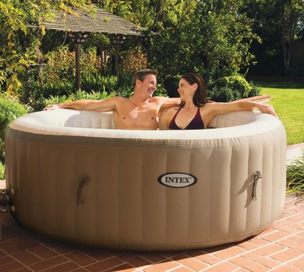 Idromassaggio Pure SPA™ Bubble Therapy Intex 28408 - cm 210x71