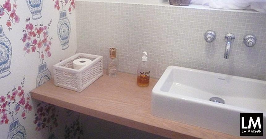 Ristrutturare e rimodernare il piccolo bagno per gli ospiti