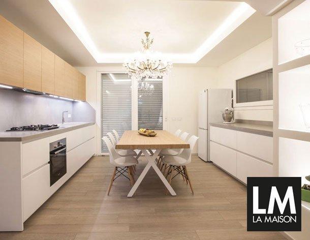 Tante soluzioni e idee per arredare la cucina lineare classica o moderna. Home Sweet Home Le Varie Tipologie Di Cucine