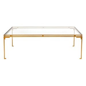 FLORENCE coffee table gold