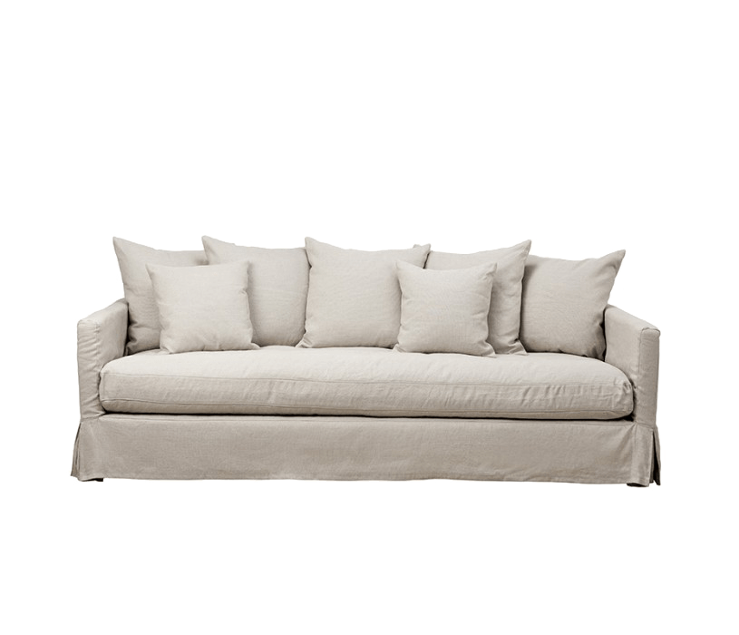 SIMONATA Sofa Natural