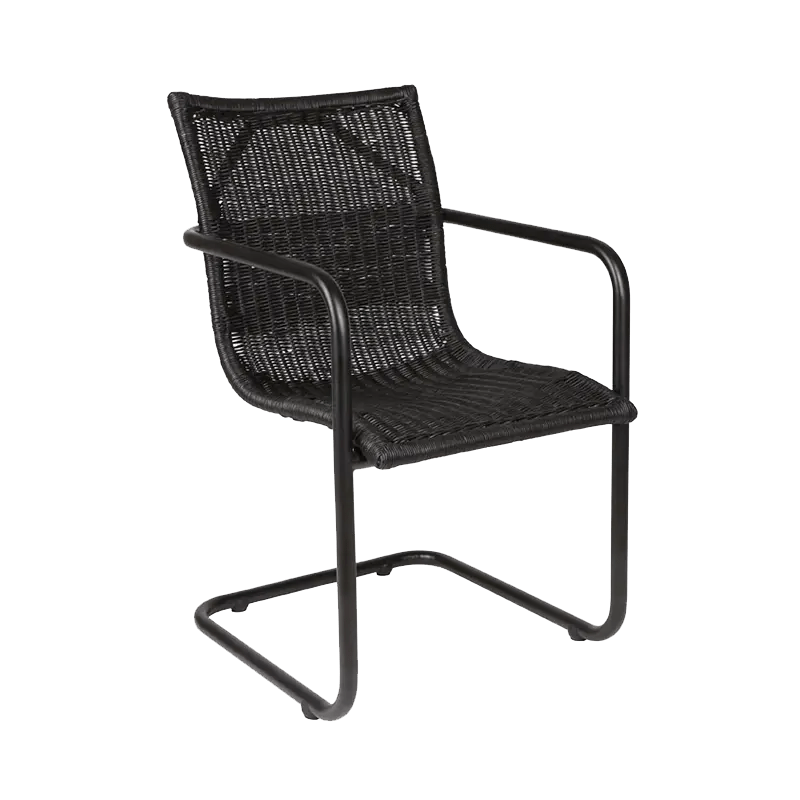 INDI Dining Chair Black Amazon