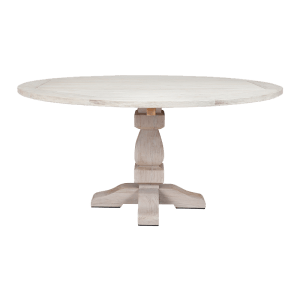 Hampton Dining Table Round 150