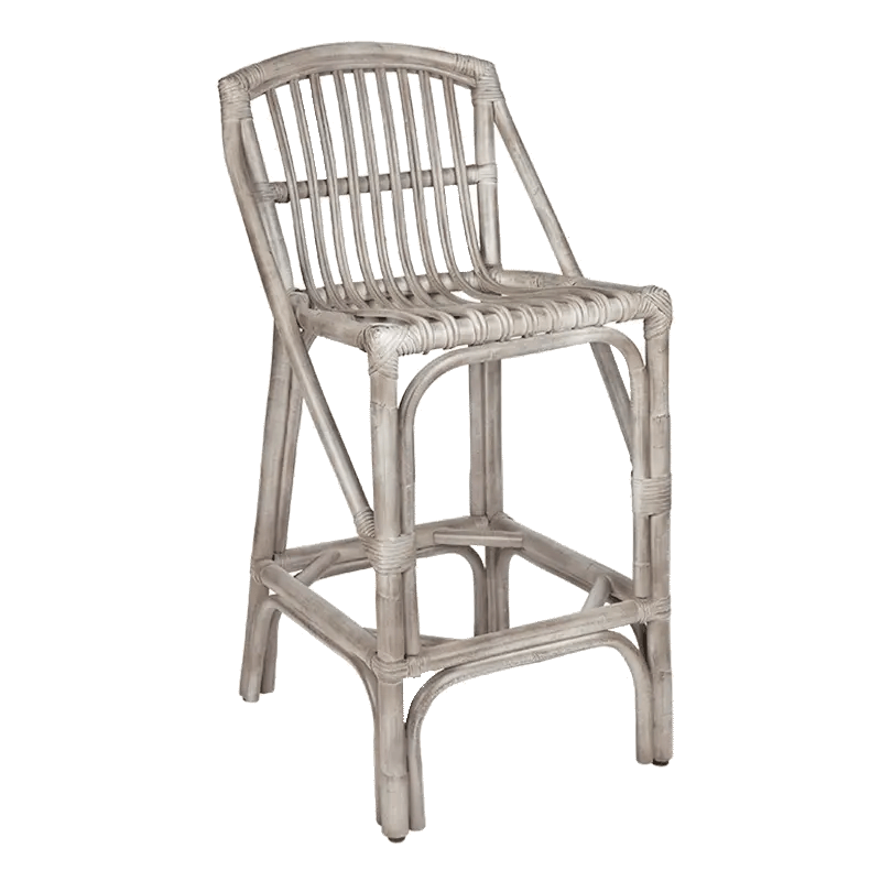 Orient Bay Cane Armchair angle