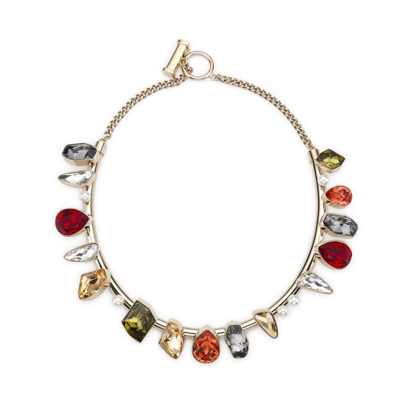 Mosaic Necklace Atelier Swarovski La Maison Couture