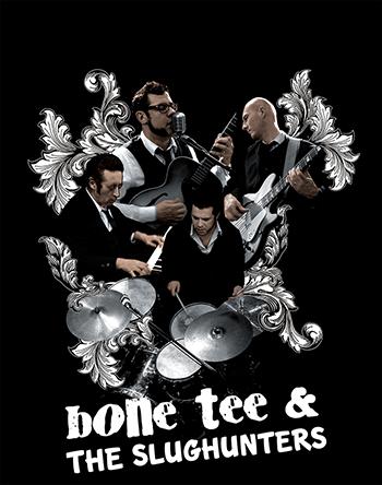 Bone tee & The-slunghters - 2014-09-27