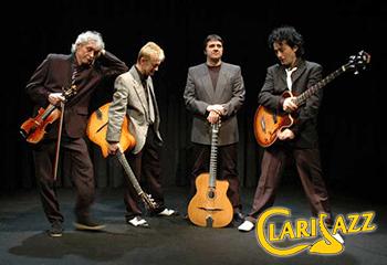 Gadjo Combo - Festival Terre de Jazz 2016