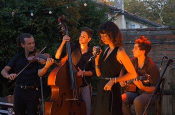 Swing Vandals - Festival Terre de Jazz 2016