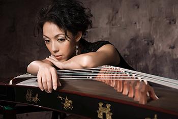 Concert de cithare avec Jiang Nan