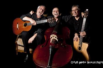 Mej Trio - Festival Gar Ô Gorille - samedi 29 octobre 2016 à 21h00