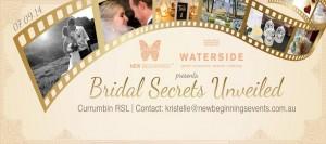 La Maison Pacifique at Bridal Secrets Unveiled