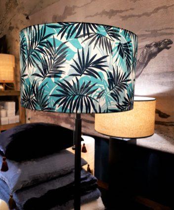 Lampe à poser Palmier