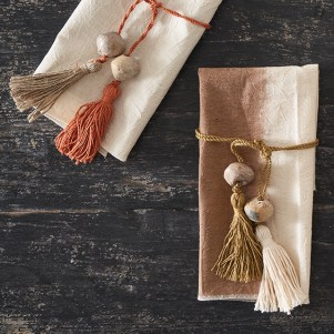 lien de serviette