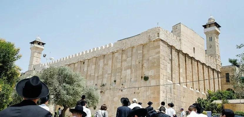 """Résultat de recherche d'images pour """"photos du tombeau des patriarches juifs à Hébron"""""""