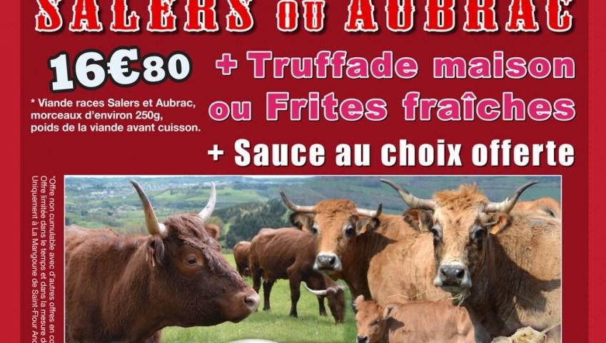Opération semaine Européenne des Races Locales des Massifs à Saint-Flour