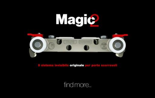 magic 2 terno scorevoli binario invisibile