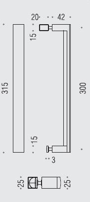 wind-lc56-maniglione-dis Colombo Design Maniglie, olivari maniglie, salice paolo maniglie, ghidini maniglie, mariva maniglie, arieni maniglie, poggi & mariani, calì maniglie, lineacalì maniglie, adler vernici, festool, milesi vernici, ferramenta mobili, porte interne, cores italia porte, doorlife porte