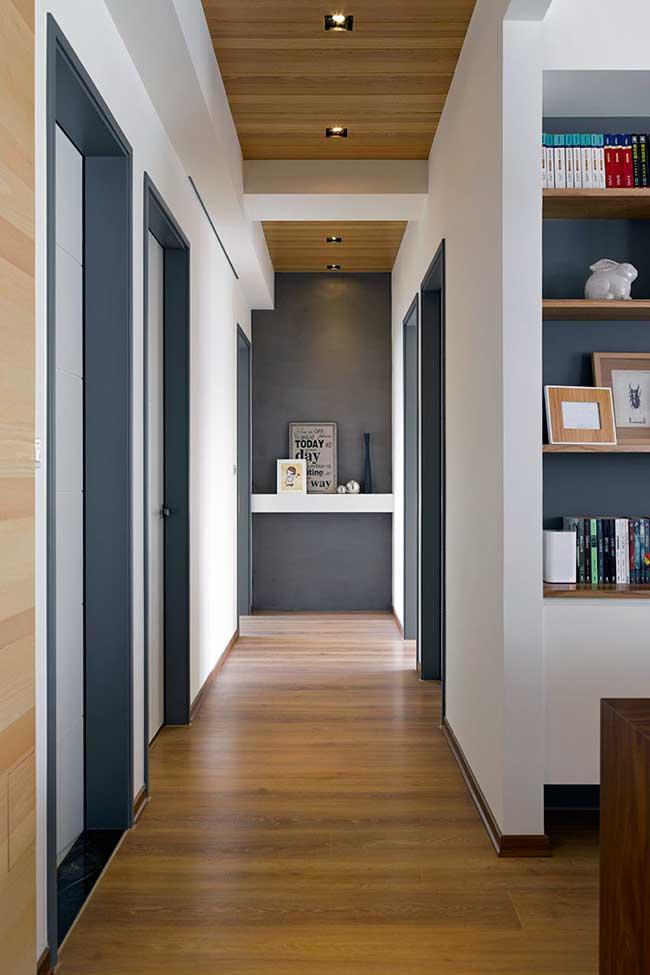 Colores ideales para pintar pasillos estrechos  La