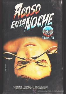 Acoso en la noche - La nuit des traquées pelicula completa en español 1980