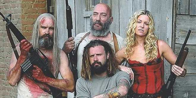 """THREE FROM HELL"" de Rob Zombie saldrá en Blu Ray en Octubre"