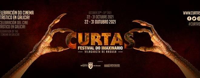 El Festival do Imaxinario de Vilagarcía de Arousa, Curtas 2021, ya tiene fecha para su 49 edición