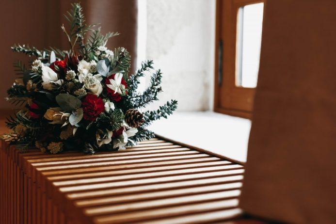 Bouquet de la mariée par Haritza