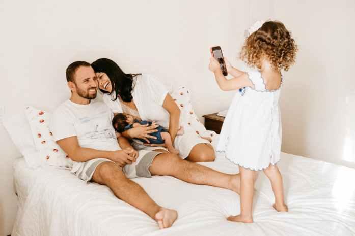 famille et allaitement