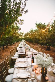 Inspirations mariage champêtre | © Mary Margaret Smith