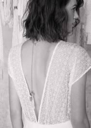 4 collections capsules spéciales mariage pour robe de mariée 2015 à prix mini | Collection Capsule Mariage Sessùn Oui 2015 : Bijou Clematis | La Mariée Sous Les Etoiles