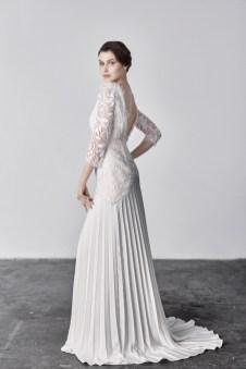Robe de mariée Savin London, modèle Megan, Boutique Plume Paris