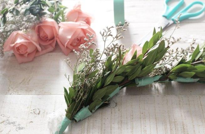 DiY-Couronne-de-fleurs-mariage-10