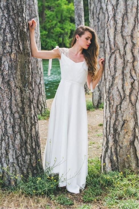La Séduisante, Adeline Bauwin | Robes de mariée Collection 2016