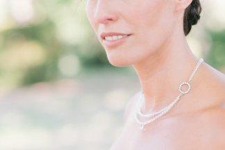 Collier mariée Giulia - L'Atelier de Sylvie