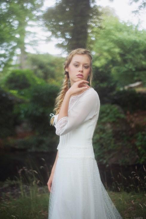 FLORINE - Organse Paris - Collection 2016 robes de mariée sur-mesure