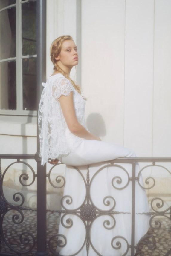 Organse Paris • Créateur de robes de mariage sur-mesure • La Mariée Sous Les Etoiles