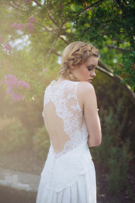 LAURA 3 - Organse Paris - Collection 2016 robes de mariée sur-mesure