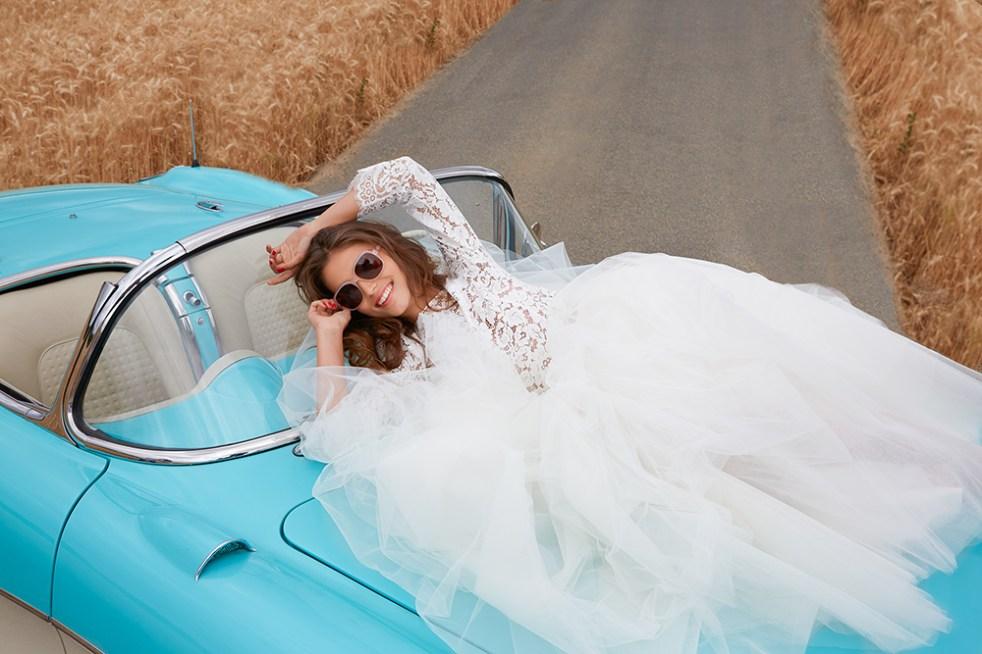 Fabienne Alagama ★ Collection 2016 - Robe de mariée Madison - © Sandra Fourqui | La Mariée Sous Les Etoiles