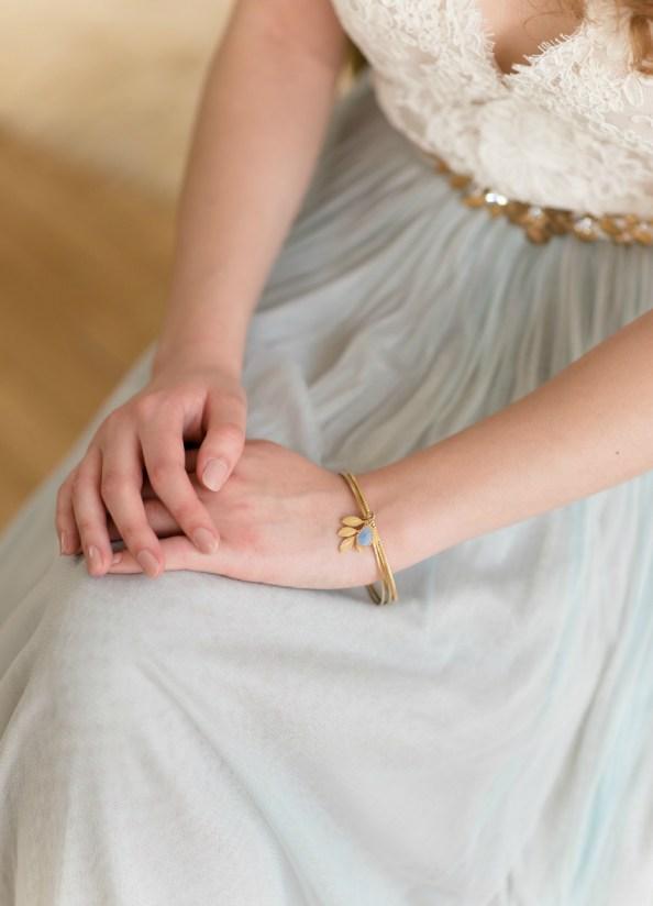 So Hélo, Collection mariage 2016, bijoux et accessoires de mariée - Crédit Cécile Creiche - Blog La Mariée Sous Les Etoiles