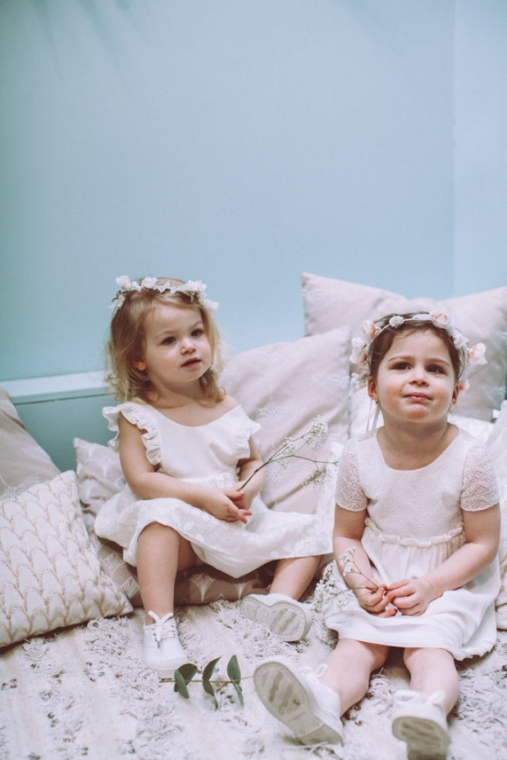 Babyfolk la collection capsule Lorafolk pour petites filles d'honneur - Crédit Laurence Revol - Blog La Mariée Sous Les Etoiles 12