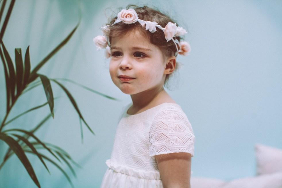 Babyfolk la collection capsule Lorafolk pour petites filles d'honneur - Crédit Laurence Revol - Blog La Mariée Sous Les Etoiles 3