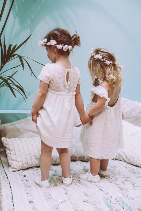 Babyfolk la collection capsule Lorafolk pour petites filles d'honneur - Crédit Laurence Revol - Blog La Mariée Sous Les Etoiles 8