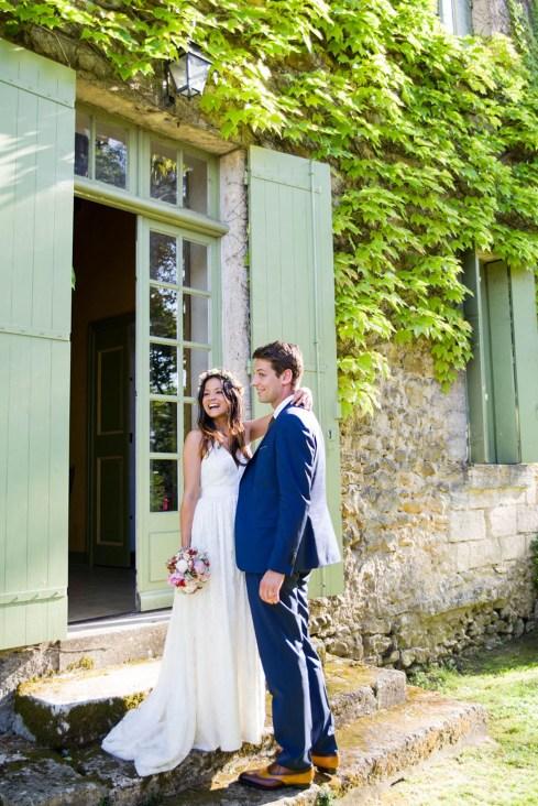 Claire & Martin   Mariage simple et bucolique dans le Gard   Julie Verdier Photographe   Blog La Mariée Sous Les Etoiles
