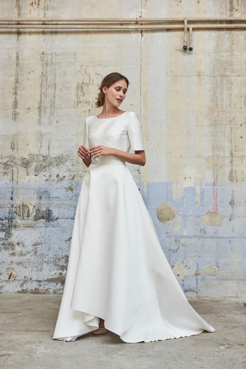 Nouvelle Collection Robes de Mariée 2018 Maison Floret-10