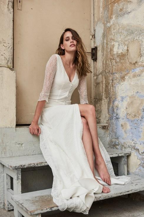 Nouvelle Collection Robes de Mariée 2018 Maison Floret-27