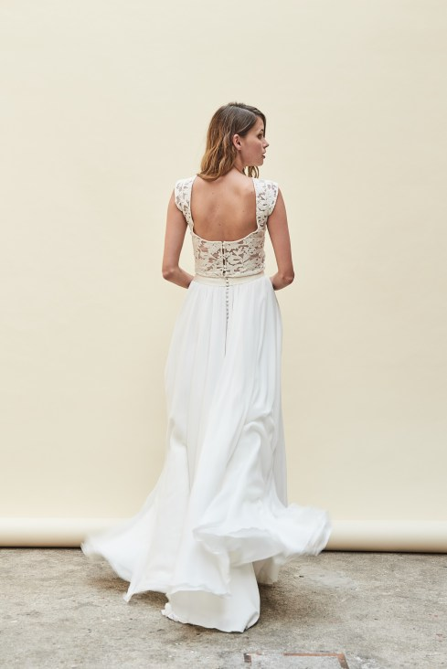 Nouvelle Collection Robes de Mariée 2018 Maison Floret-35