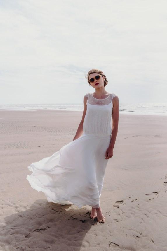 Adeline Bauwin Collection 2018 robes de mariee Blondieconfettis