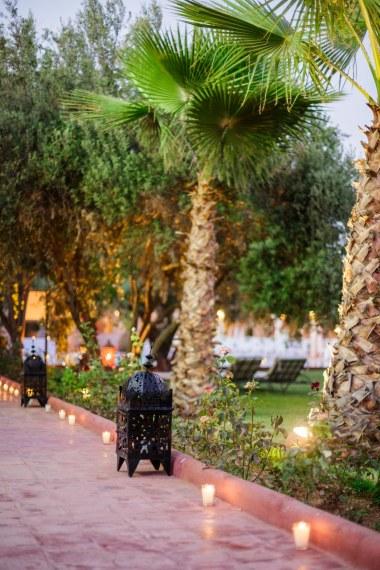 Jessica + Brice • Un mariage oriental à Marrakech