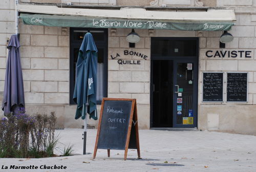 Hotel Restaurant Marmotte Chartres