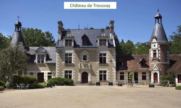 LaMaugerieULM-Autogire- Château de troussay