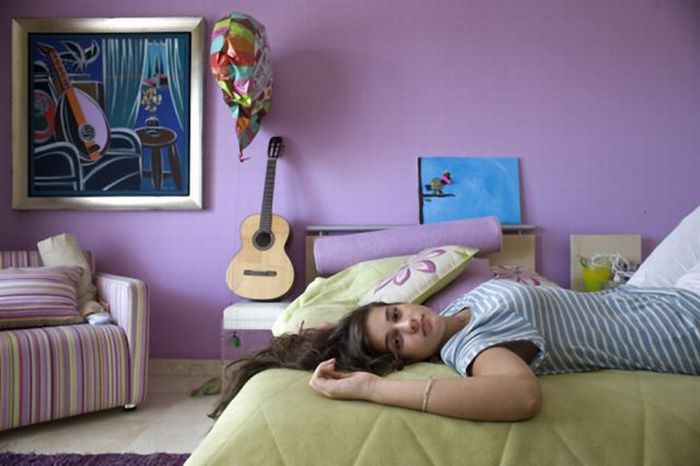 Rania Matar  A girl and her room  La mauvaise herbe